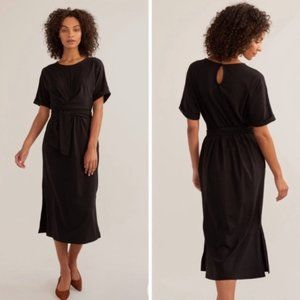 Modern Citizen McKenna Tie-Back Wrap Dress